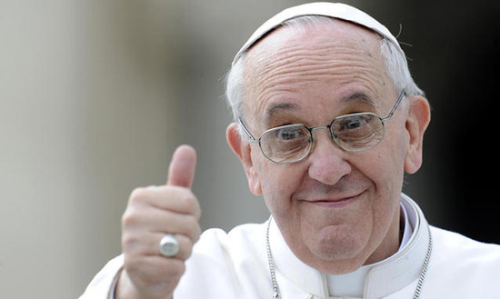 pape francesco