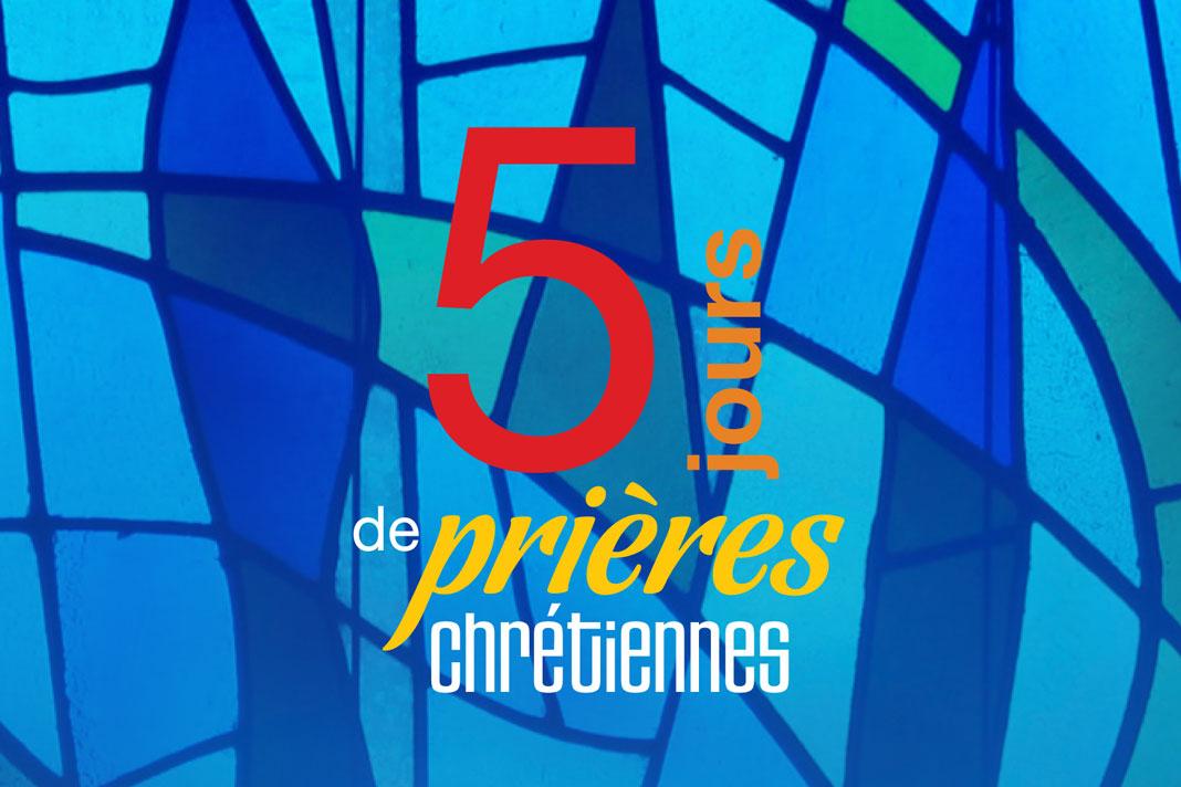 Populaire 5 jours de prières chrétiennes | Église catholique de Québec WY21